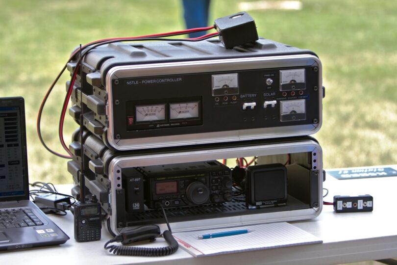 Alternative Communication System During Disaster