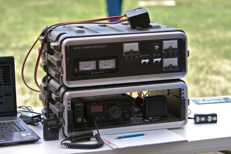 Alternative Communication System During Disaster