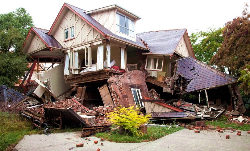After Earthquake