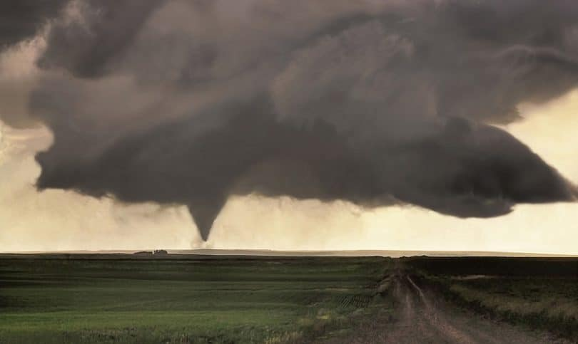 Myths about tornado