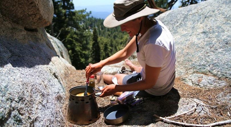 Hiker food