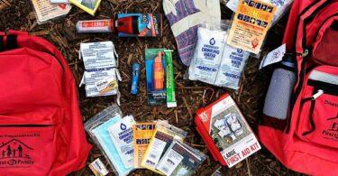 Assembling an Earthquake Preparedness Kit
