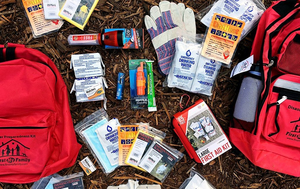 earthquake preparedness kit  expecting the unexpected