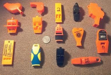 Emergency gear