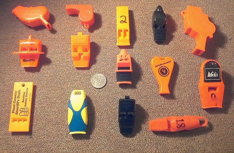 Emergency Whistle How To Choose The Best One