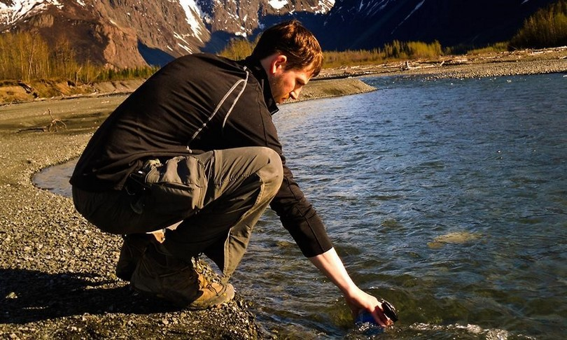 Hiking water hyponatremia