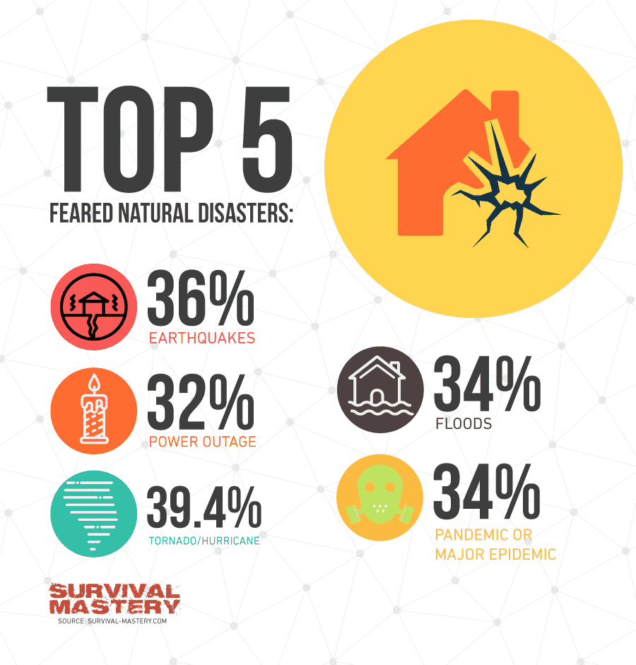 Natural Disasters infographic