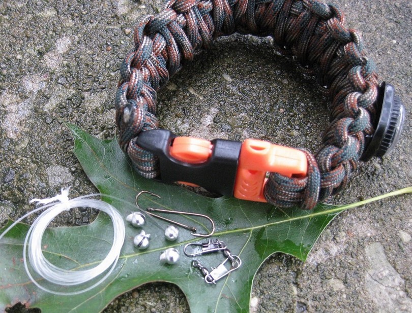 Paracord for fishing