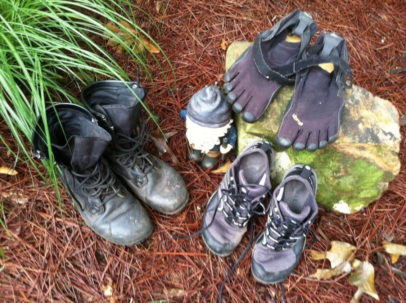 Survival Footwear