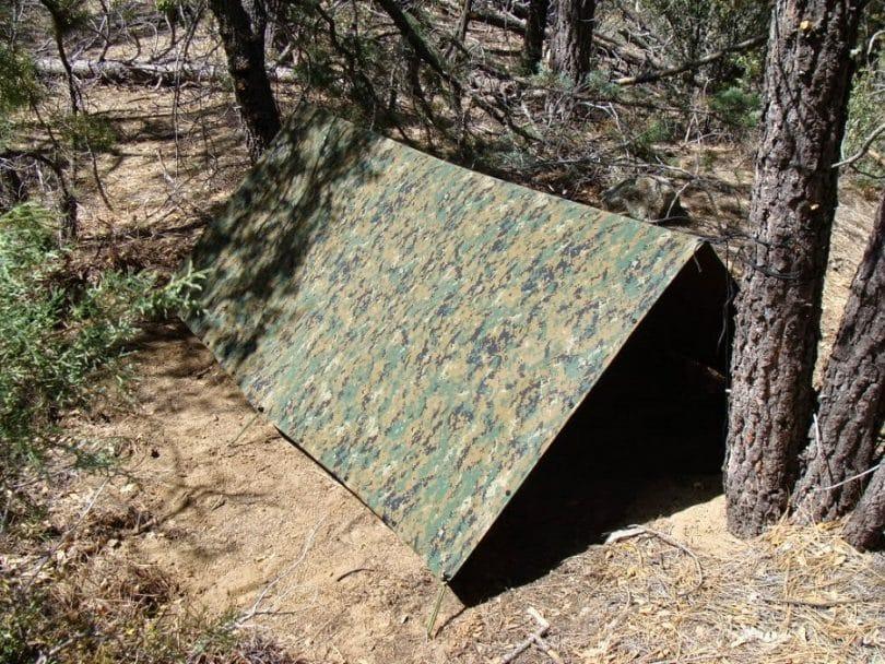 Tarp Shelter Tent