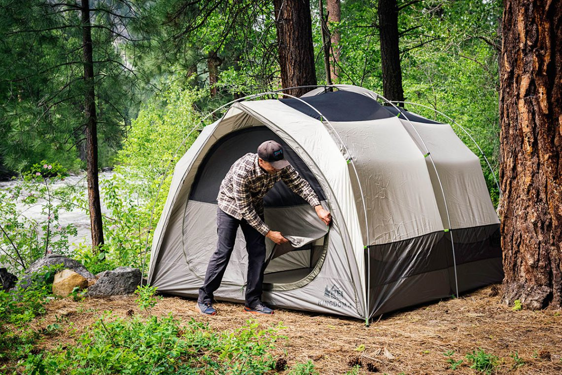 Tents for Camping: in-Depth View on How to Pick The Best Camp Tent