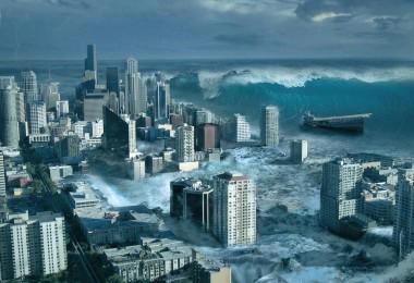 Tsunami apocalypse