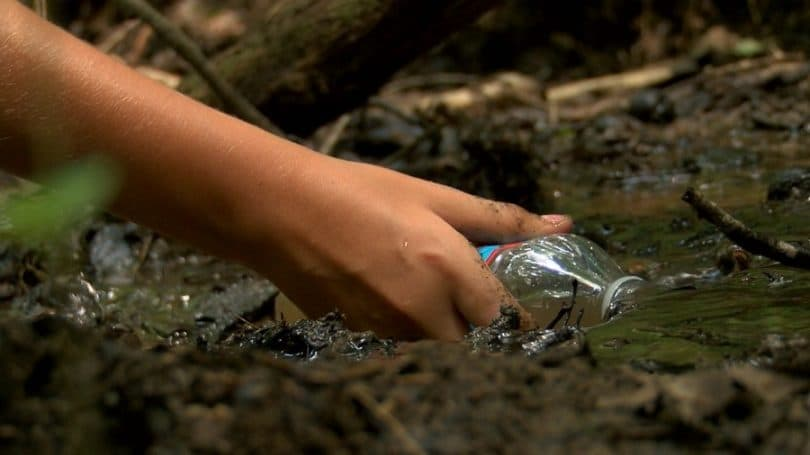 Water in survival