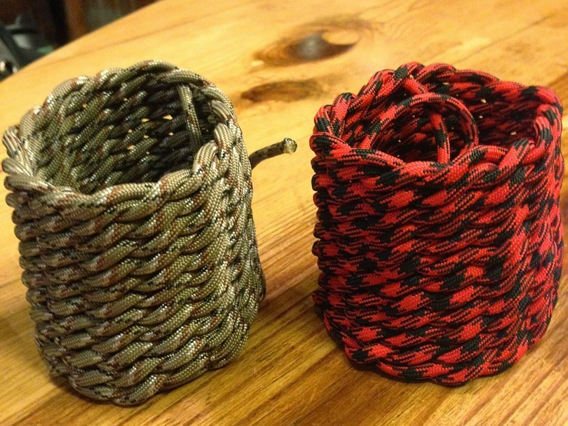 Paracord Survival Bracelet Weaves — Survival Shelter