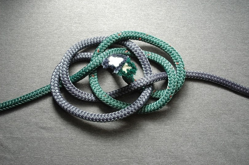 The lanyard knot