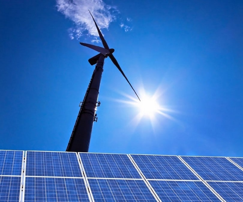 pv wind and solar