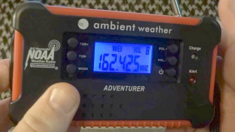 Ambient Weather WR111-B