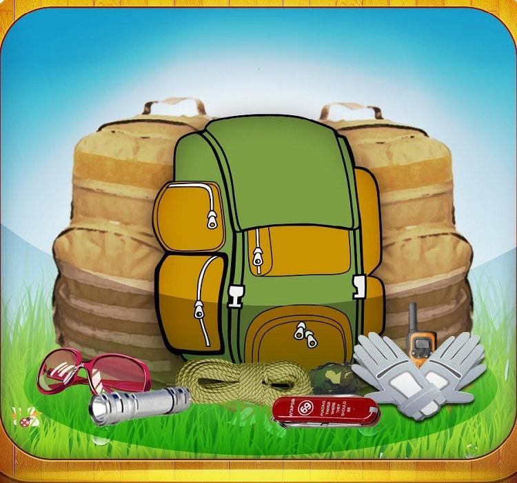 Bug out bag checklist app