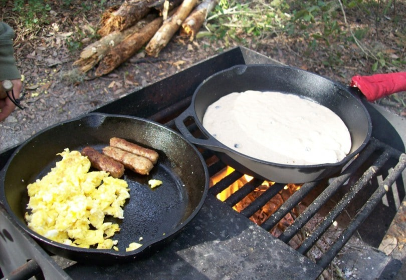 Camping breakfast recipes