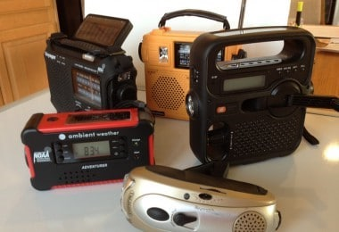 Emergency Radios