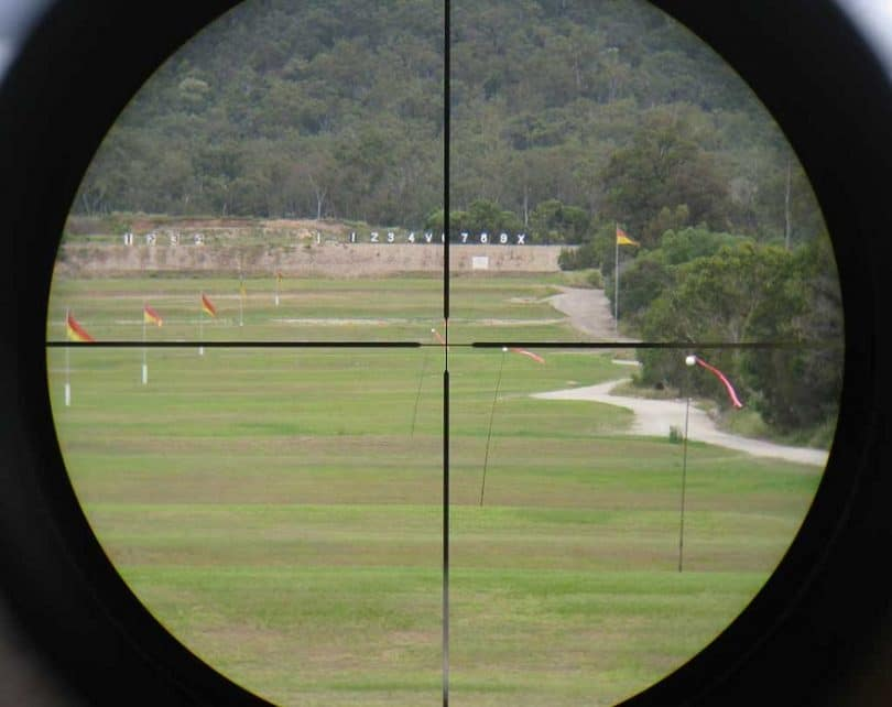 Rifle Reticles