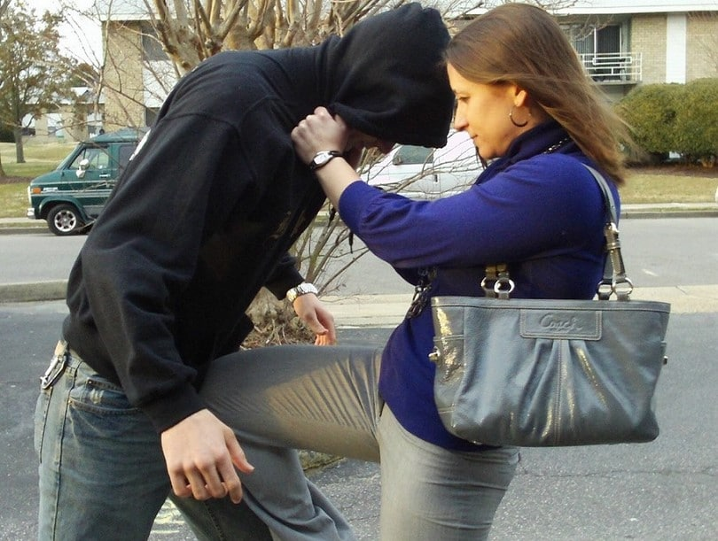 Self defense on your own