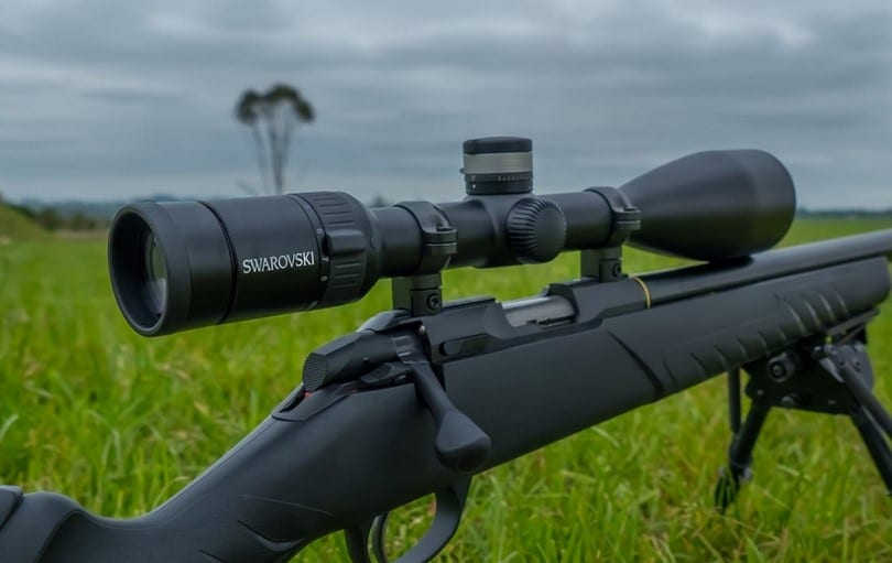 Swarovski Z3 rifle scope
