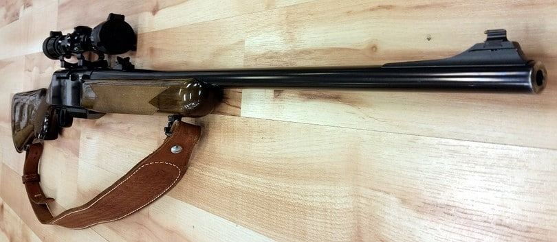 The Browning BAR Mark II Lightweight Stalker