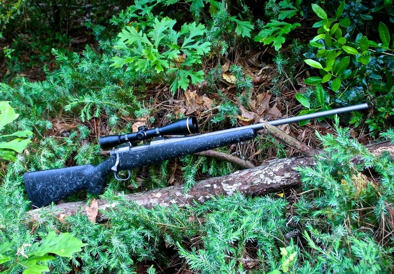 The Nosler M48 Patriot