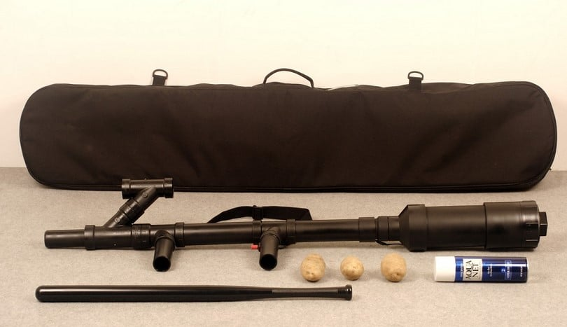 The Potato gun