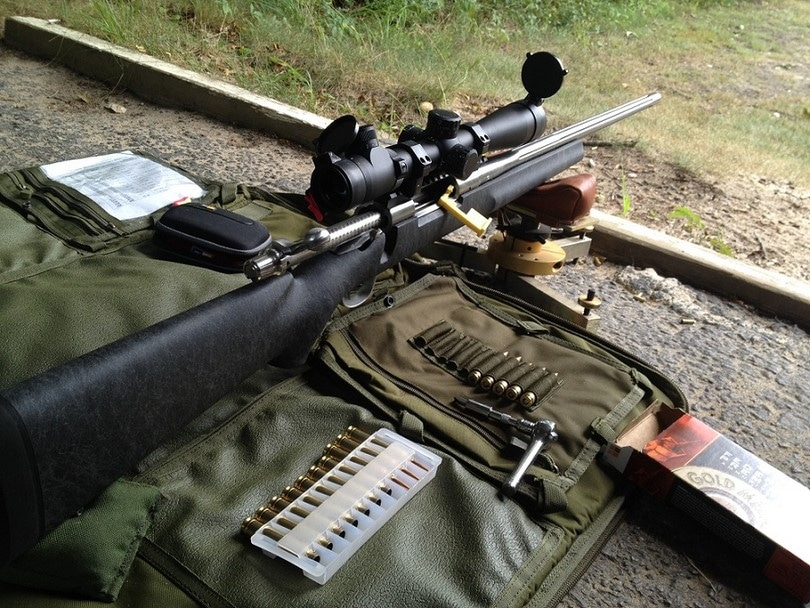 The Remington 700