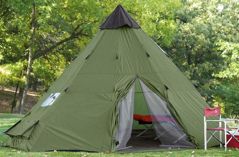 Tipis tent