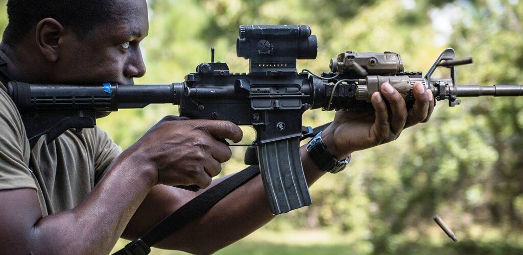 Best Assault Rifle