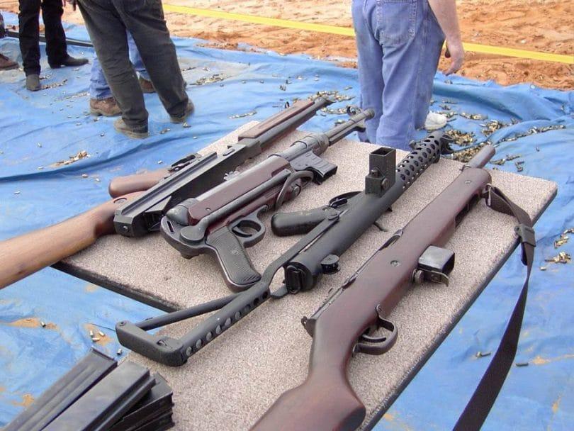 Best Assault Rifles