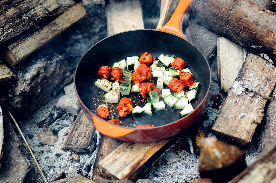 Camping Breakfast: Delicious And Easy Meals for The Morning