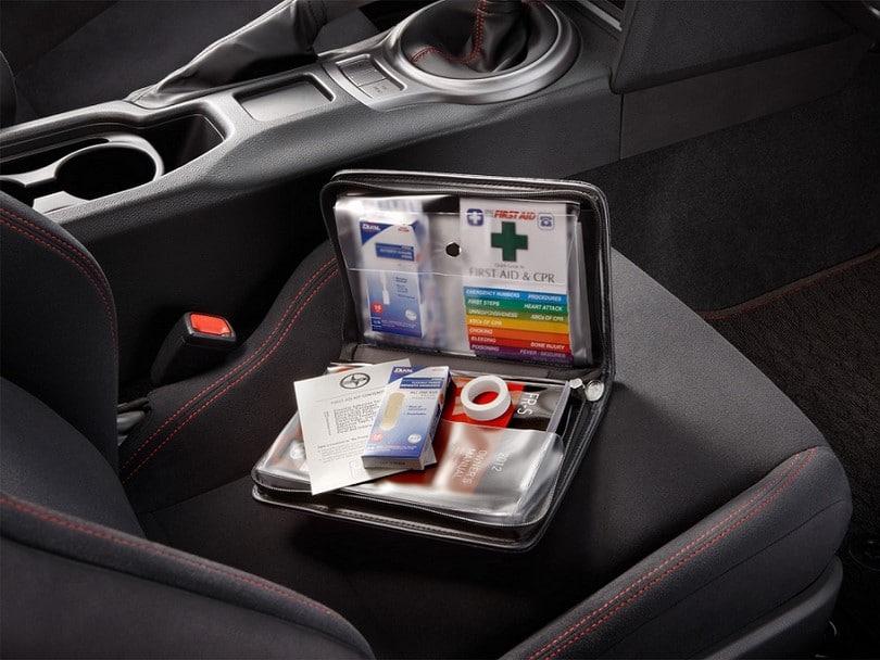 First aid car kir