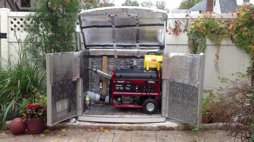 Portable Generator Enclosure : Best portable generator general overview and top on the