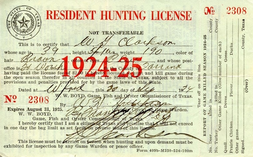 Image gallery hunting licence for Mo fishing license