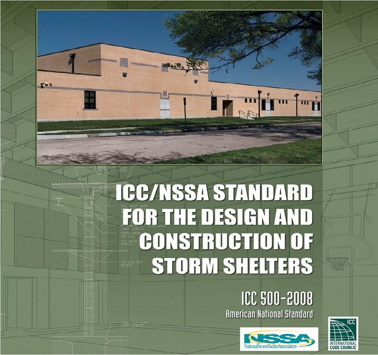 ICC 500-2008 ICC NSSA Standard for the Design