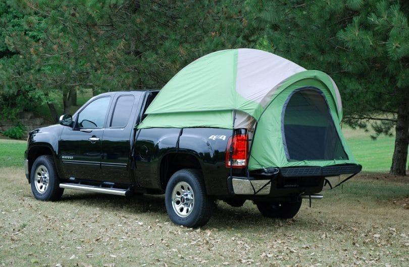 NAPIER Backroadz Full Size Regular Bed Truck Tent