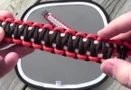 Paracord bracelets making