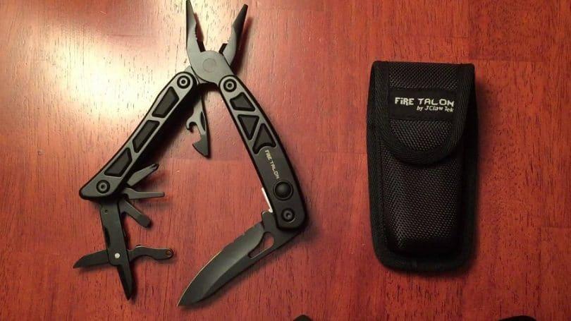 Power Tek Fire Talon Premium multi tool