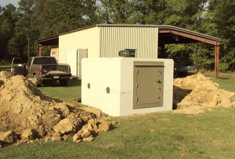 Tornado Safe Room How to Build Your Own or Choose Prefabricated One