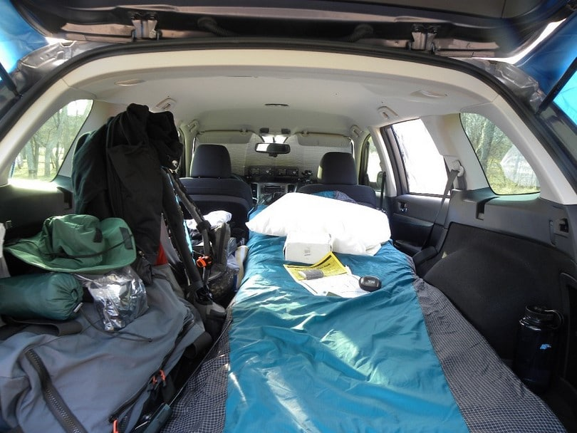 Car Camping: Basic Essentials of Bugging Out on the Go