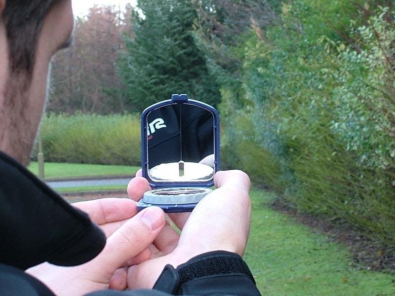 Suunto MCB Amphibian compass