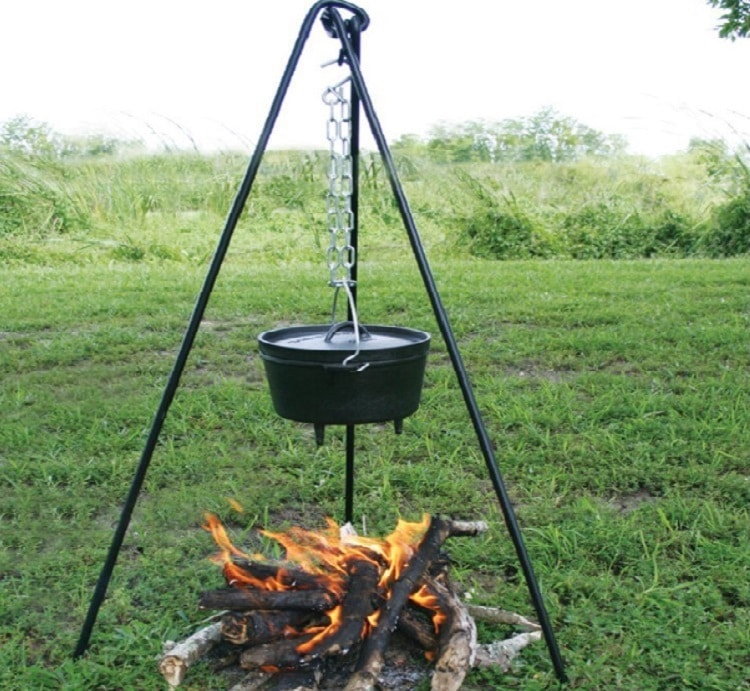 Texsport Deluxe Campfire Cooking Tripod