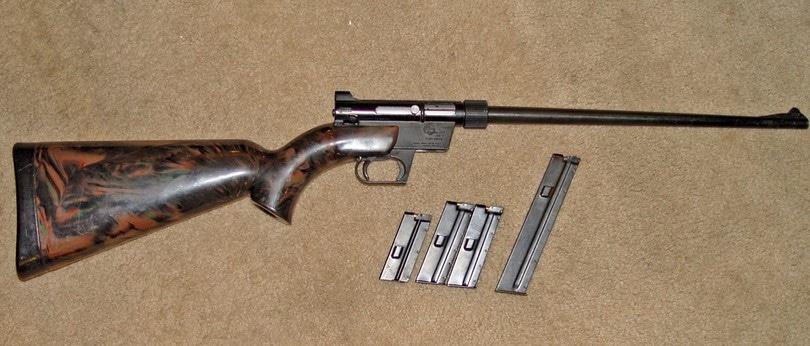 AR7 rifle