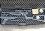 Air rifle for hunting