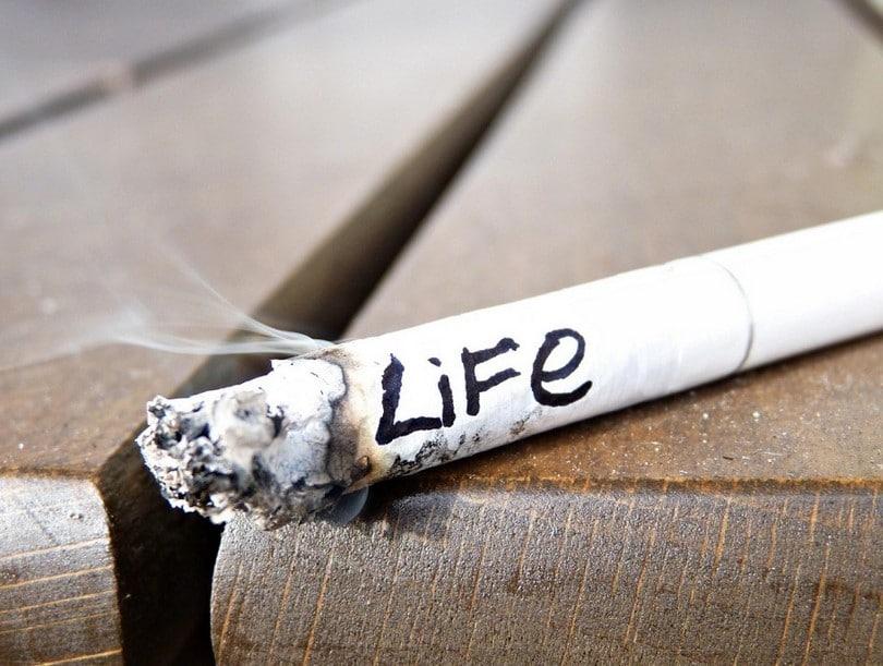 Avoid smoke