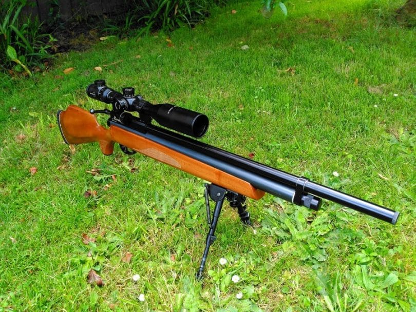 Benjamin Marauder PCP rifle